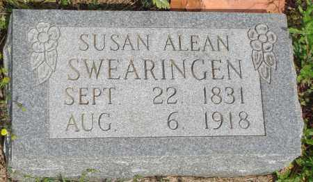 SWEARINGEN, SUSAN ALEAN - Baxter County, Arkansas | SUSAN ALEAN SWEARINGEN - Arkansas Gravestone Photos
