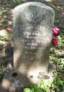 SWORD, PRICY M. - Baxter County, Arkansas | PRICY M. SWORD - Arkansas Gravestone Photos