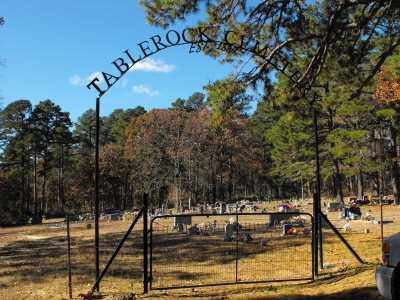 *, TABLEROCK CEMETERY GATE - Baxter County, Arkansas | TABLEROCK CEMETERY GATE * - Arkansas Gravestone Photos