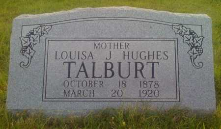 TALBURT, LOUISA J. - Baxter County, Arkansas | LOUISA J. TALBURT - Arkansas Gravestone Photos