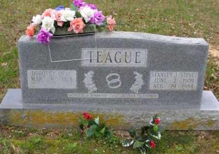 "TEAGUE, STANLEY J. ""STEVE"" - Baxter County, Arkansas 