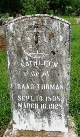 THOMAS, KATHLEEN - Baxter County, Arkansas | KATHLEEN THOMAS - Arkansas Gravestone Photos