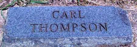 THOMPSON, CARL - Baxter County, Arkansas | CARL THOMPSON - Arkansas Gravestone Photos