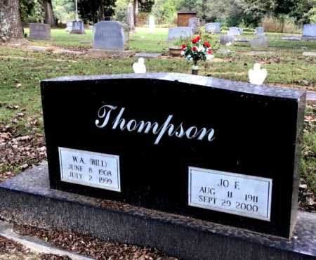 THOMPSON, W. A. (BILL) - Baxter County, Arkansas | W. A. (BILL) THOMPSON - Arkansas Gravestone Photos