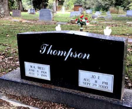 THOMPSON, JO E. - Baxter County, Arkansas | JO E. THOMPSON - Arkansas Gravestone Photos