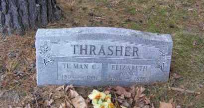 THRASHER, TILMAN C. - Baxter County, Arkansas | TILMAN C. THRASHER - Arkansas Gravestone Photos