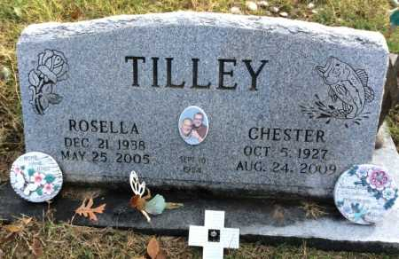 TILLEY, ROSELLA - Baxter County, Arkansas | ROSELLA TILLEY - Arkansas Gravestone Photos
