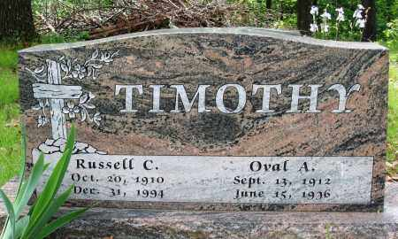 TIMOTHY, OVAL A - Baxter County, Arkansas | OVAL A TIMOTHY - Arkansas Gravestone Photos