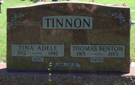 TINNON, THOMAS BENTON - Baxter County, Arkansas | THOMAS BENTON TINNON - Arkansas Gravestone Photos
