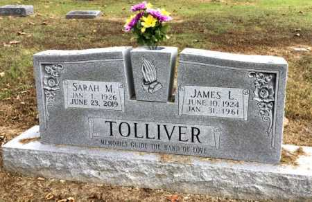 TOLLIVER, JAMES L. - Baxter County, Arkansas | JAMES L. TOLLIVER - Arkansas Gravestone Photos