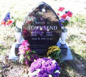 TOWNSEND, DANNY G. - Baxter County, Arkansas | DANNY G. TOWNSEND - Arkansas Gravestone Photos