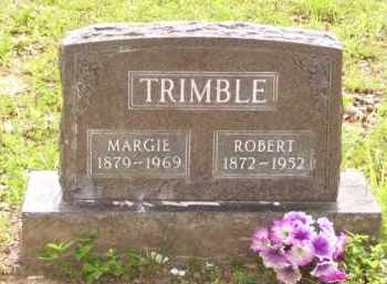 RAMBO TRIMBLE, MARGIE - Baxter County, Arkansas | MARGIE RAMBO TRIMBLE - Arkansas Gravestone Photos