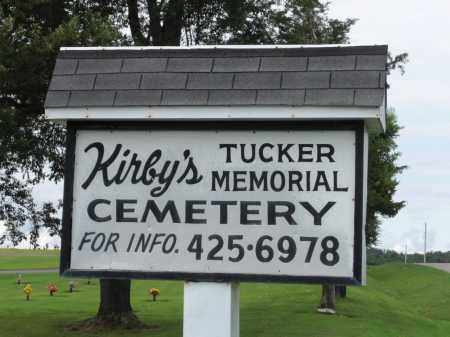 *, TUCKER MEMORIAL CEMETERY - Baxter County, Arkansas | TUCKER MEMORIAL CEMETERY * - Arkansas Gravestone Photos