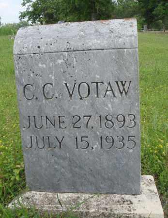 VOTAW, C C - Baxter County, Arkansas | C C VOTAW - Arkansas Gravestone Photos