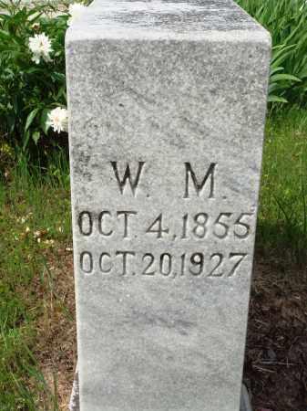 VOTAW, W. M. - Baxter County, Arkansas | W. M. VOTAW - Arkansas Gravestone Photos