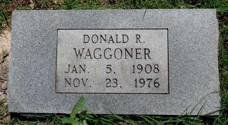 WAGGONER, DONALD R. - Baxter County, Arkansas | DONALD R. WAGGONER - Arkansas Gravestone Photos