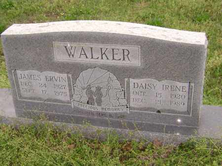 WALKER, DAISY IRENE - Baxter County, Arkansas | DAISY IRENE WALKER - Arkansas Gravestone Photos