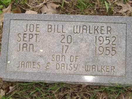 WALKER, JOE BILL - Baxter County, Arkansas | JOE BILL WALKER - Arkansas Gravestone Photos