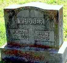 WEBBER, JOHN - Baxter County, Arkansas | JOHN WEBBER - Arkansas Gravestone Photos
