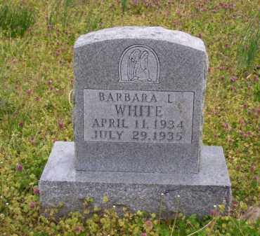 WHITE, BARBARA L. - Baxter County, Arkansas | BARBARA L. WHITE - Arkansas Gravestone Photos