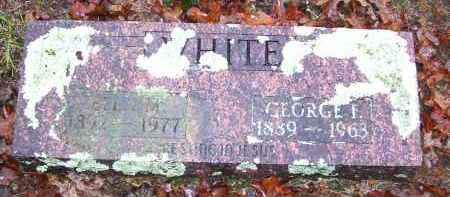 BEAVERS WHITE, ELLA M. - Baxter County, Arkansas | ELLA M. BEAVERS WHITE - Arkansas Gravestone Photos