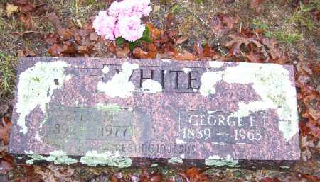 WHITE, GEORGE F. - Baxter County, Arkansas | GEORGE F. WHITE - Arkansas Gravestone Photos