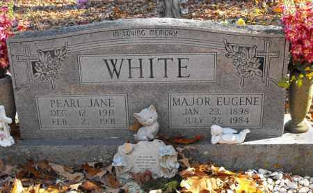 WHITE, PEARL JANE - Baxter County, Arkansas | PEARL JANE WHITE - Arkansas Gravestone Photos