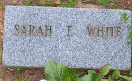 MAYFIELD WHITE, SARAH ELIZABETH - Baxter County, Arkansas | SARAH ELIZABETH MAYFIELD WHITE - Arkansas Gravestone Photos