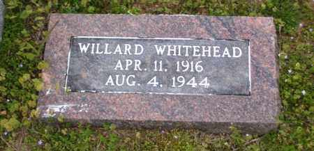 WHITEHEAD, WILLARD - Baxter County, Arkansas | WILLARD WHITEHEAD - Arkansas Gravestone Photos