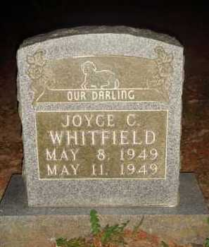 WHITFIELD, JOYCE C. - Baxter County, Arkansas | JOYCE C. WHITFIELD - Arkansas Gravestone Photos