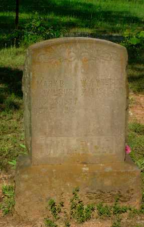 WILBUR, MARY B. - Baxter County, Arkansas | MARY B. WILBUR - Arkansas Gravestone Photos