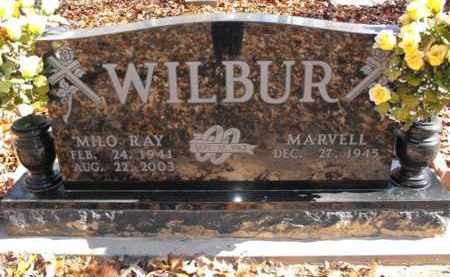 WILBUR, MILO RAY - Baxter County, Arkansas | MILO RAY WILBUR - Arkansas Gravestone Photos