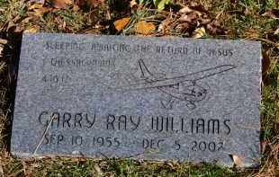 WILLIAMS, GARRY RAY - Baxter County, Arkansas | GARRY RAY WILLIAMS - Arkansas Gravestone Photos