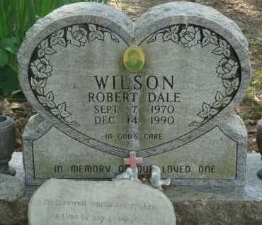 WILSON, ROBERT DALE - Baxter County, Arkansas | ROBERT DALE WILSON - Arkansas Gravestone Photos