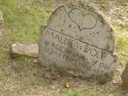 WOLF MEREDTH, MILDRED 'MILLY' - Baxter County, Arkansas | MILDRED 'MILLY' WOLF MEREDTH - Arkansas Gravestone Photos