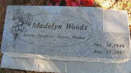 WOODS, MADELYN - Baxter County, Arkansas | MADELYN WOODS - Arkansas Gravestone Photos