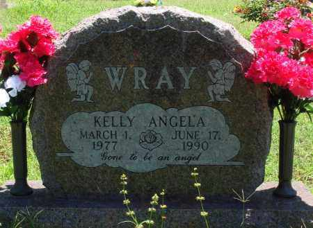 WRAY, KELLY ANGELA - Baxter County, Arkansas | KELLY ANGELA WRAY - Arkansas Gravestone Photos