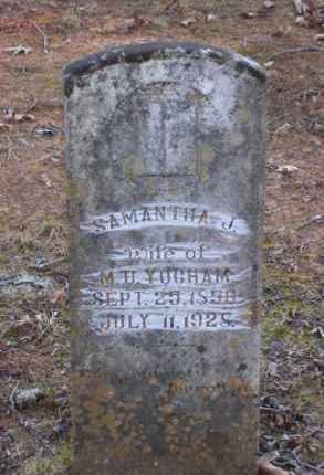 PETTY YOCHAM, SAMANTHA J. - Baxter County, Arkansas | SAMANTHA J. PETTY YOCHAM - Arkansas Gravestone Photos