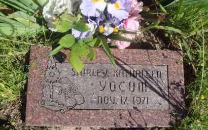YOCOM, SHIRLEY KATHALEEN - Baxter County, Arkansas | SHIRLEY KATHALEEN YOCOM - Arkansas Gravestone Photos