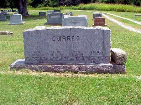 WARE, BELLE - Benton County, Arkansas | BELLE WARE - Arkansas Gravestone Photos