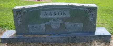 AARON, JEWELL - Benton County, Arkansas | JEWELL AARON - Arkansas Gravestone Photos