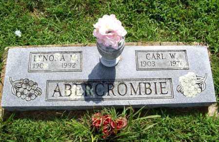 ABERCROMBIE, CARL WAYNE - Benton County, Arkansas | CARL WAYNE ABERCROMBIE - Arkansas Gravestone Photos