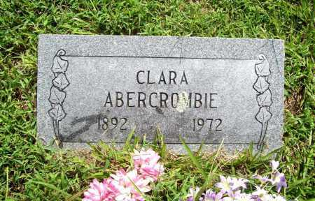 ABERCROMBIE, CLARA - Benton County, Arkansas | CLARA ABERCROMBIE - Arkansas Gravestone Photos