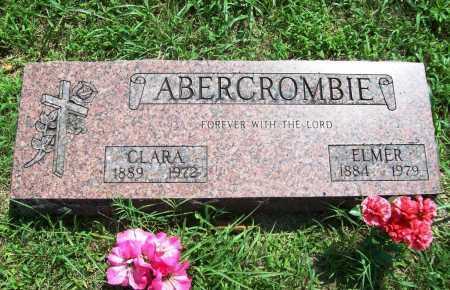 ABERCROMBIE, ELMER - Benton County, Arkansas | ELMER ABERCROMBIE - Arkansas Gravestone Photos
