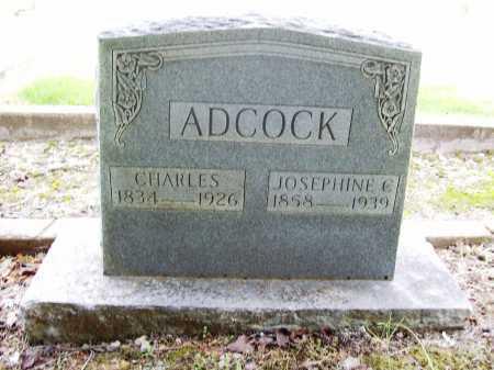 ADCOCK, JOSEPHINE C. - Benton County, Arkansas | JOSEPHINE C. ADCOCK - Arkansas Gravestone Photos