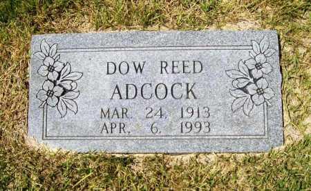 ADCOCK, DOW REED - Benton County, Arkansas | DOW REED ADCOCK - Arkansas Gravestone Photos