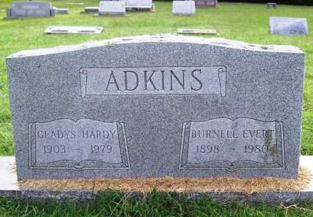 ADKINS, GLADYS - Benton County, Arkansas | GLADYS ADKINS - Arkansas Gravestone Photos