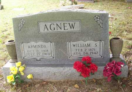 "AGNEW, WILLIAM S. ""WILL"" - Benton County, Arkansas 