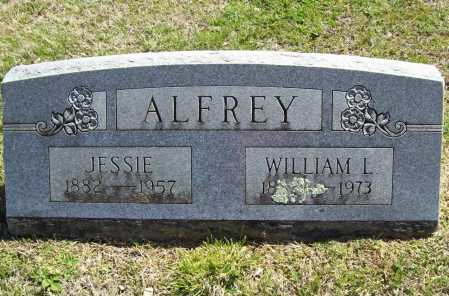 ALFREY, WILLIAM LESTER - Benton County, Arkansas | WILLIAM LESTER ALFREY - Arkansas Gravestone Photos