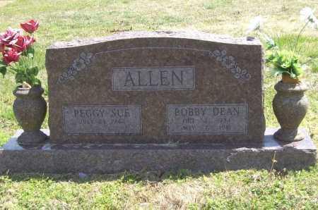ALLEN, BOBBY DEAN - Benton County, Arkansas | BOBBY DEAN ALLEN - Arkansas Gravestone Photos